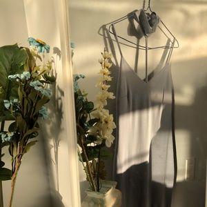Midi Choker Dress